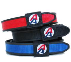 Double-Alpha Competition Belt